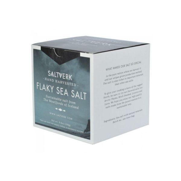 Saltverk Icelandic sea salt
