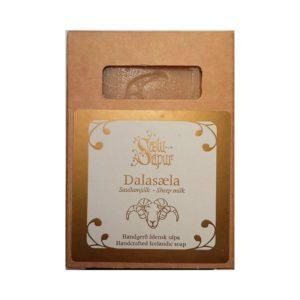 Dala Saela 100 gr Icelandic soap