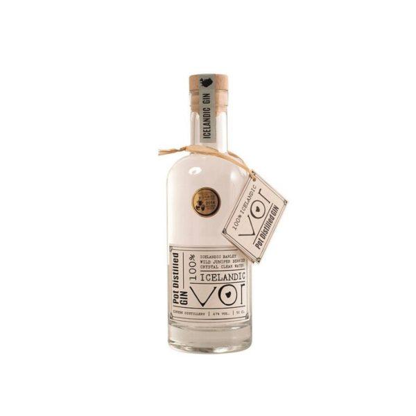 Icelandic premium gin Vor