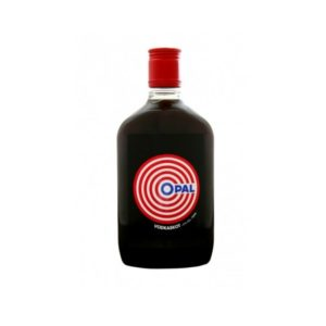 Opal red 0.5l of Icelandic liquorice vodka snaps