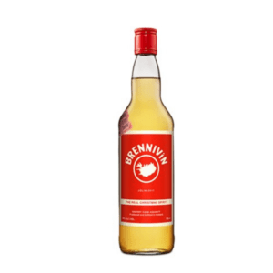 Brennivin sherry and bourbon cask aquavit